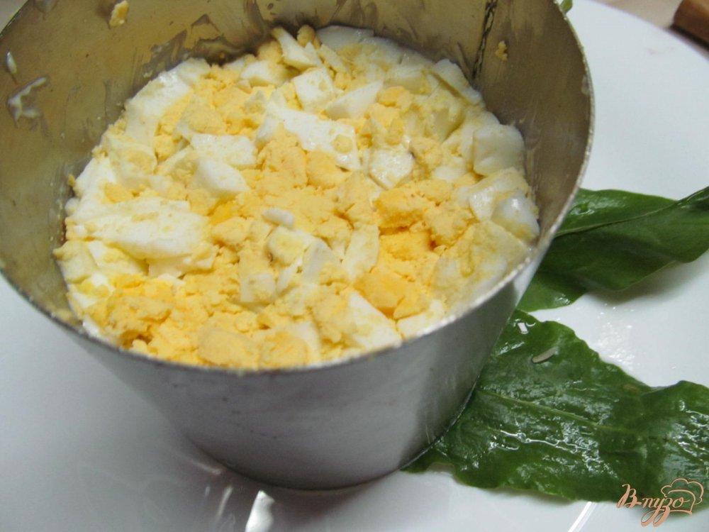 Фото приготовление рецепта: Салат с курицей и черносливом шаг №10