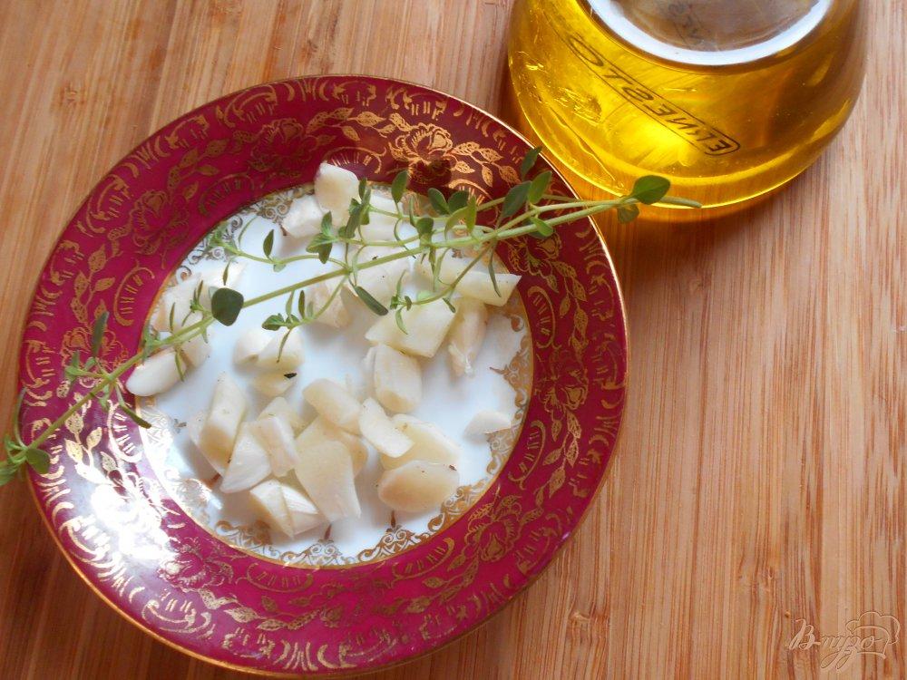 Фото приготовление рецепта: Суп -пюре со шпинатом и цуккини шаг №4