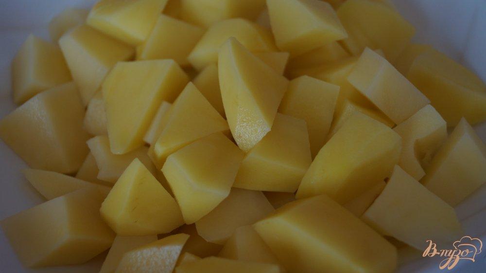 Фото приготовление рецепта: Суп гороховый с фрикадельками шаг №3