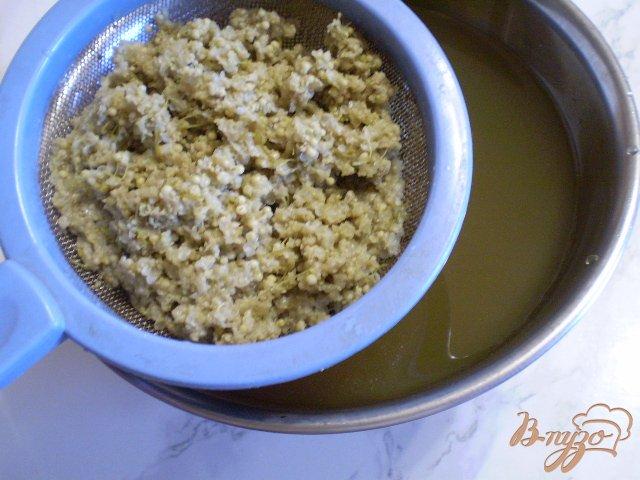 Фото приготовление рецепта: Мёд из цветов черной бузины шаг №4