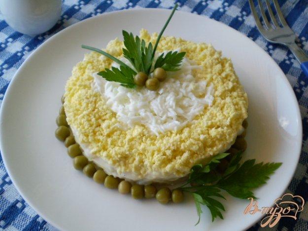 фото рецепта: Рыбный салат