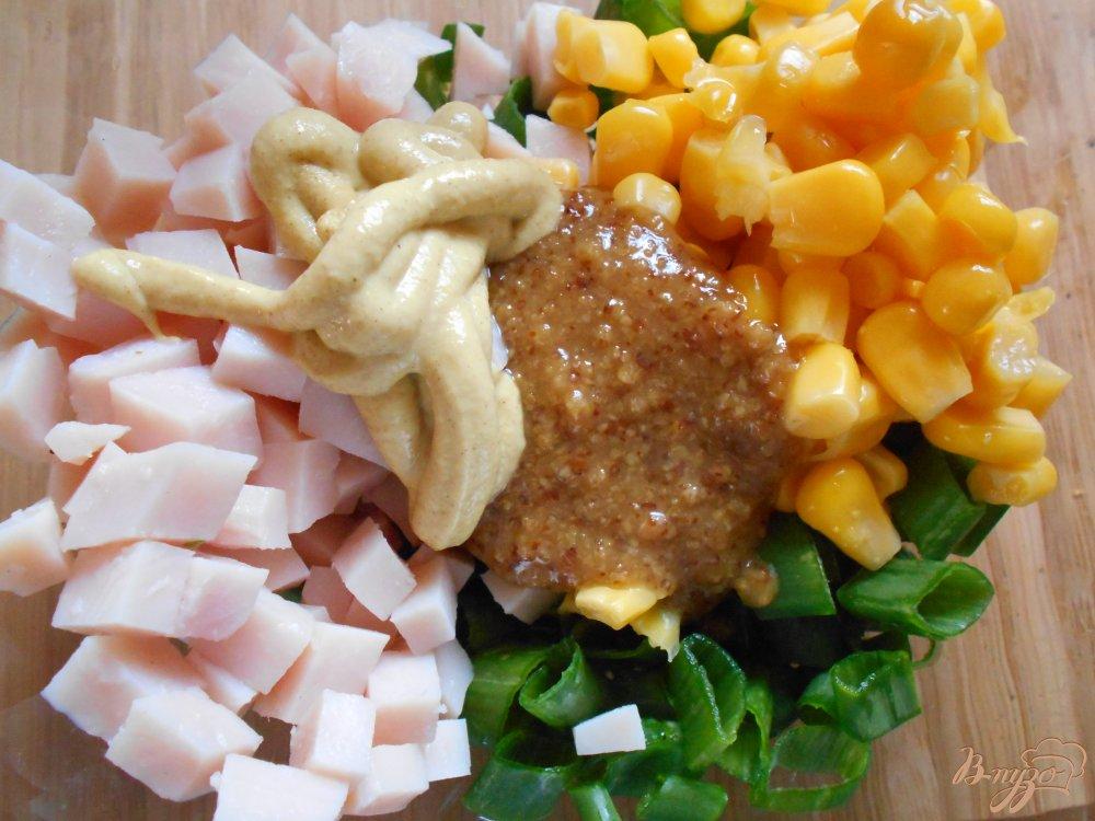 Фото приготовление рецепта: Тортилья по-мексикански шаг №5