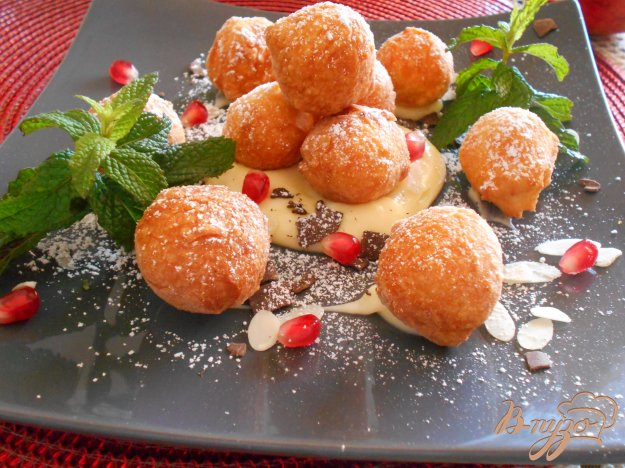 фото рецепта: Творожные шарики