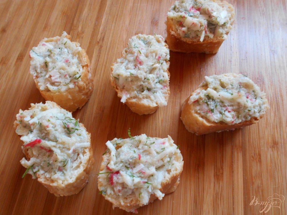 Фото приготовление рецепта: Рыбные пенечки шаг №7