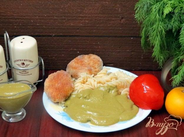 фото рецепта: Шпинатный соус