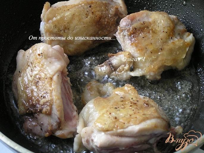 Фото приготовление рецепта: Плов из коричневого риса с курицей шаг №1