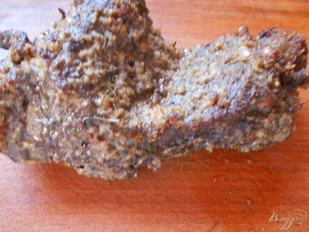 Фото приготовление рецепта: Говядина перечная шаг №3