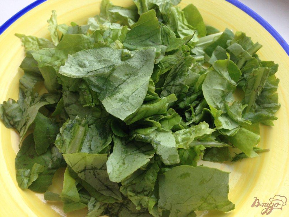 Фото приготовление рецепта: Скандинавский селёдочный салат шаг №5
