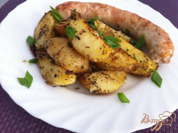 фото рецепта: Молодой пряный картофель
