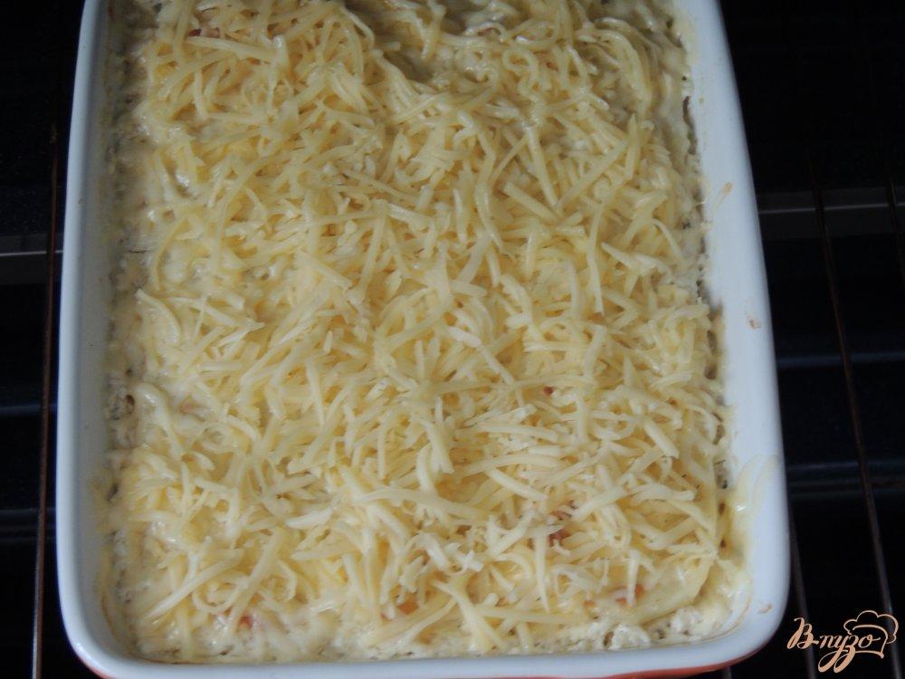 курица со сливками и сыром в духовке рецепт