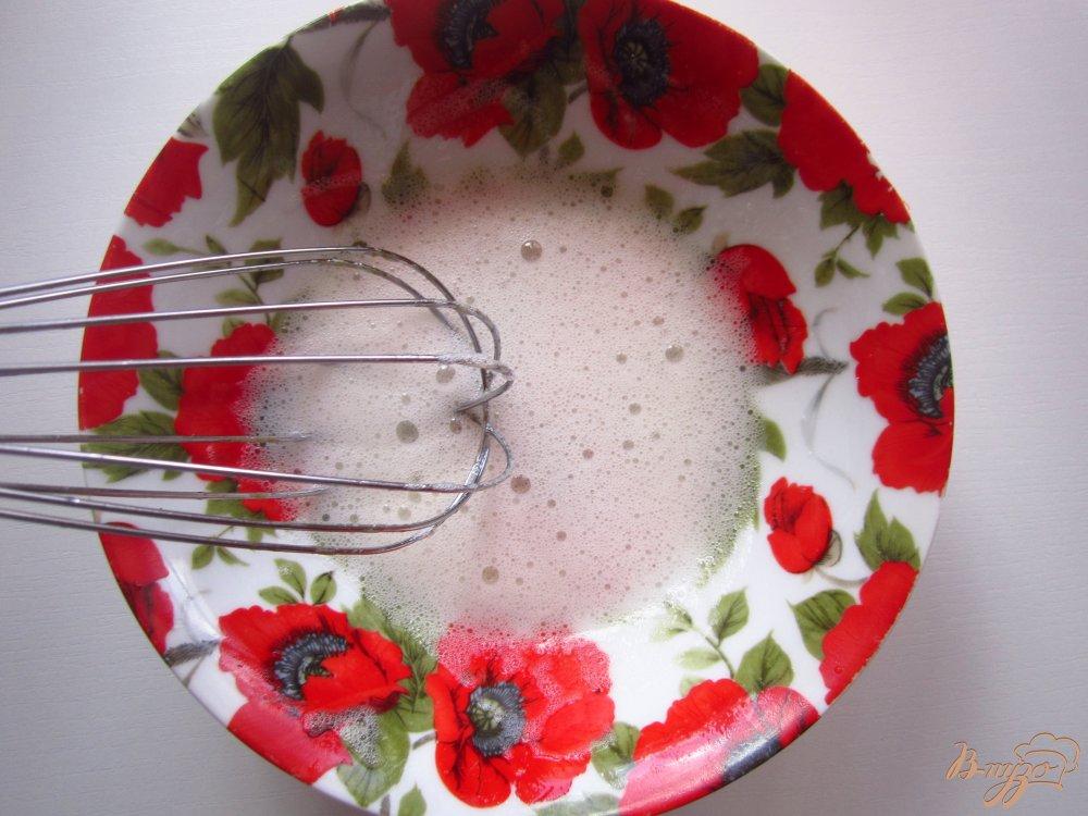 Фото приготовление рецепта: Сахарные фиалки шаг №2