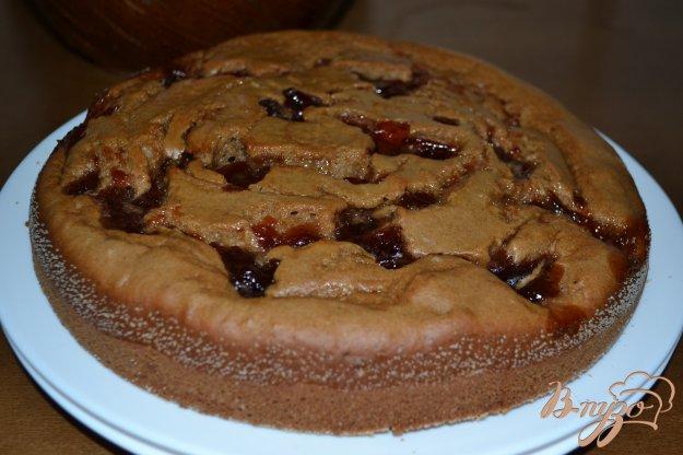 фото рецепта: Сливовый кекс