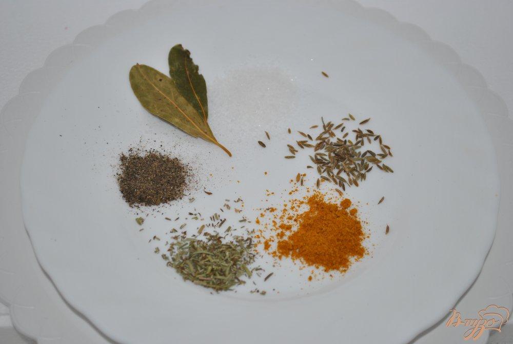Фото приготовление рецепта: Подлива с ребрышками шаг №5