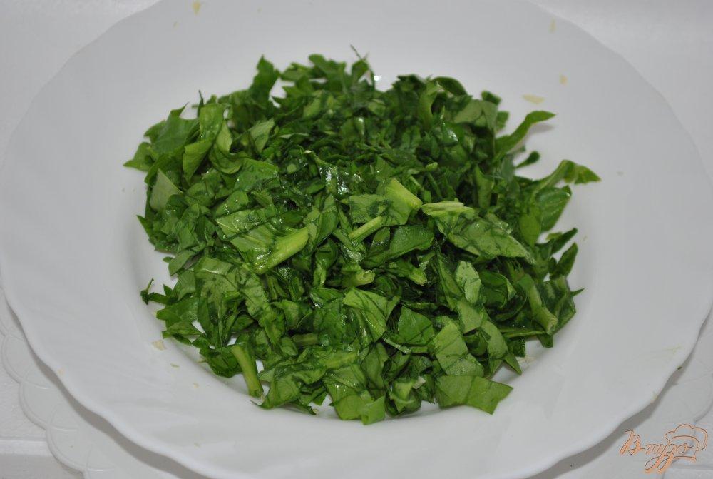 Фото приготовление рецепта: Котлеты с красным рисом шаг №5
