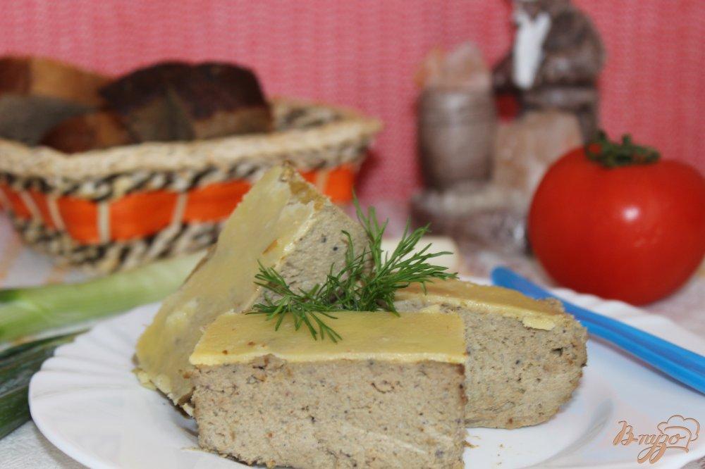 Фуагра из куриной печени рецепт с фото