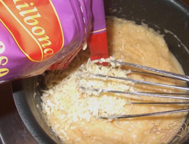Мидии в сливочно- сырном соусе