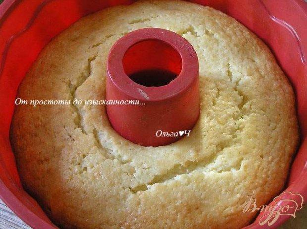 Творожный кекс с курагой