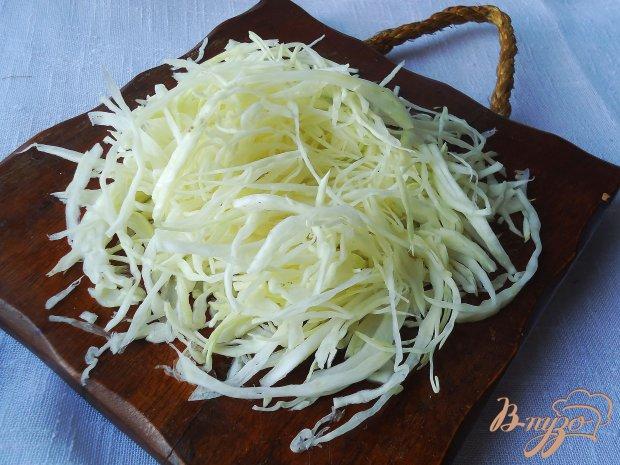 Рецепт Овощной салат с рисом,черносливом и орехами