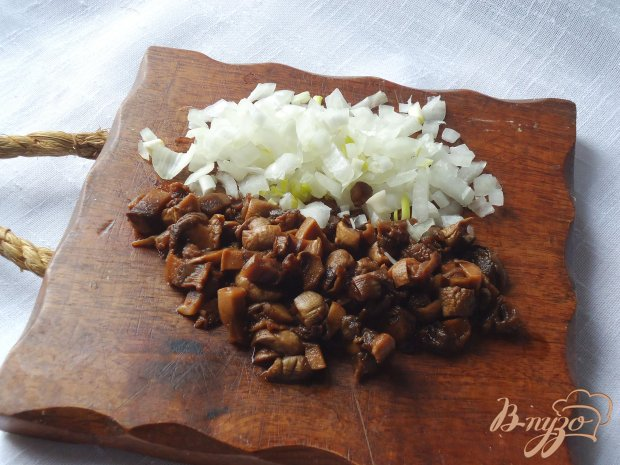 Рецепт Суп-пюре чечевичный с грибами