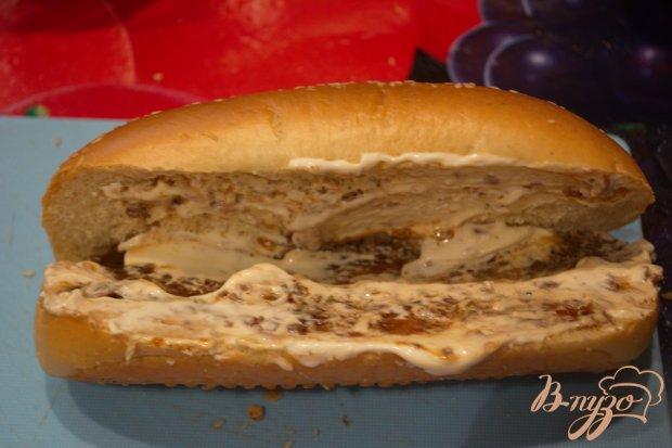 Горячий хот-дог в микроволновке