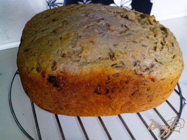 Хлеб ржано-пшеничный «Обеденный» в хлебопечке