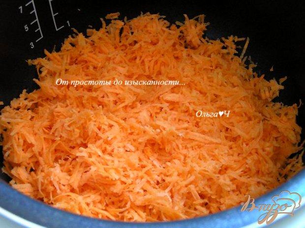Рецепт GADZSAR HALVA - Морковная халва (в мульти)