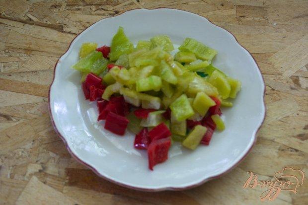 Тушеная курятина с овощами