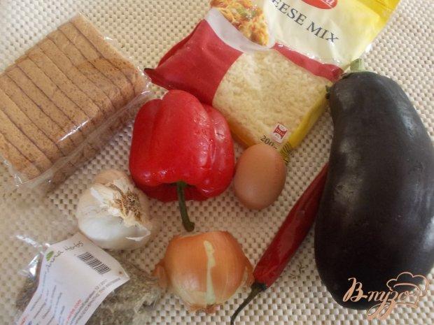 Рецепт Крокеты из баклажанов