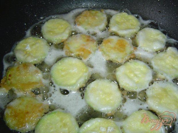 Закусочные пикантные кабачки