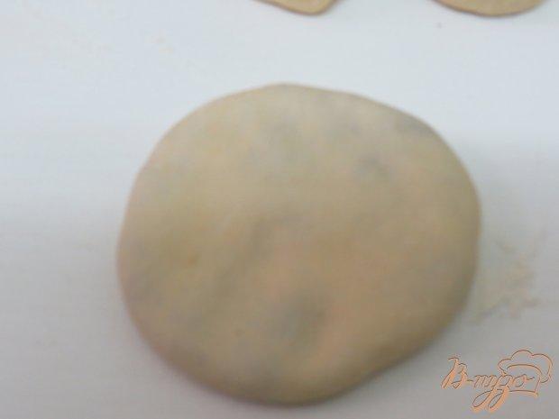 Пирожки с грибной начинкой