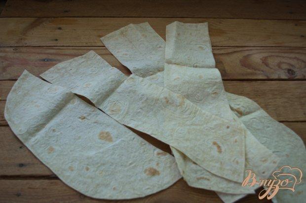 Рецепт Конвертики из лаваша жареные