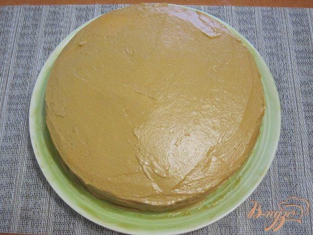 """Торт """"Орехово-ягодное наслаждение"""""""