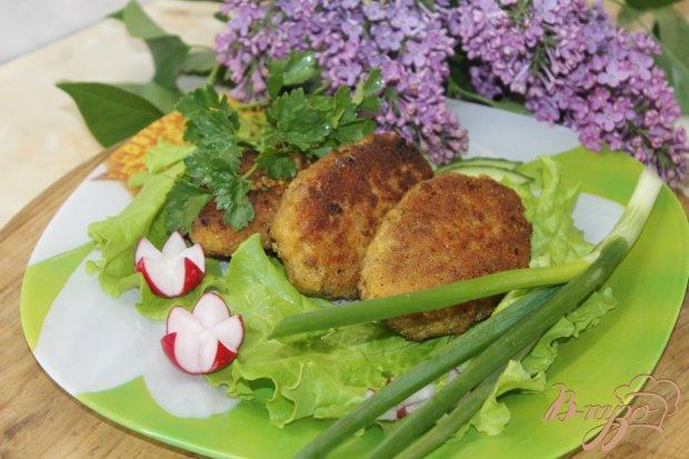 Куриные зразы фаршированные яйцом и шпинатом