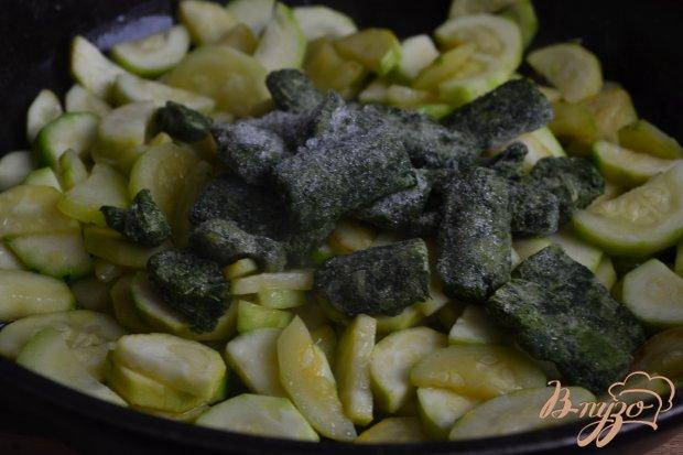 Рецепт Киш с тунцом и кабачками