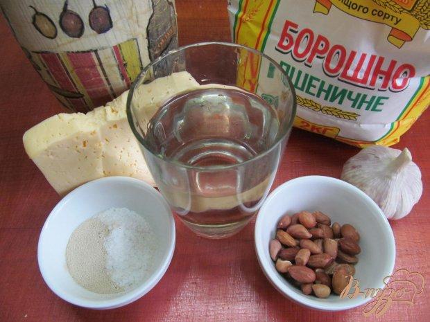 Рецепт Калачи с начинкой