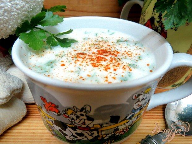 Чешский суп Кулайда