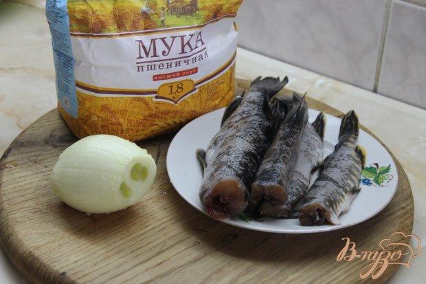 Рецепт Жареная щучка с луком
