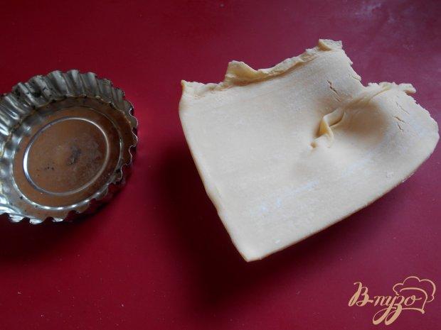 Рецепт Корзинки с малиной из слоеного теста
