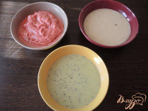 Фруктово-ягодное мороженое (сорбет)