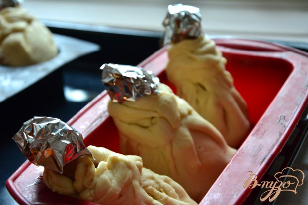 Куриные бомбочки с овощами