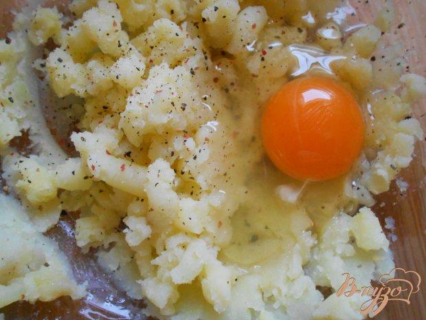 Рецепт Картофельные ньокки с сыром и зеленью