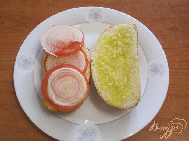 Сэндвичи с анчоусами