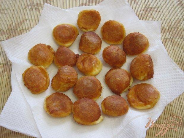 Лепешки из сыра