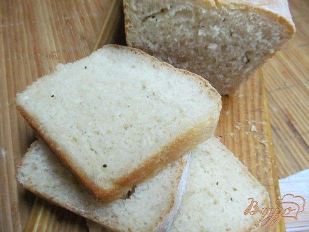 Хлеб с семенами чиа
