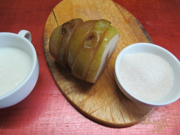 Рецепт Грушевые оладьи