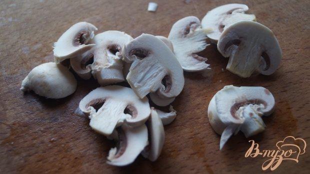 Рецепт Жаренные грибы с луком