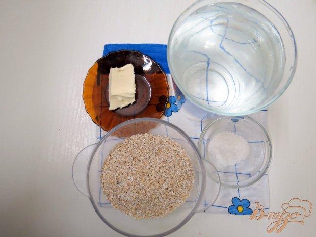 Рецепт Томлёная ячневая каша с белыми грибами