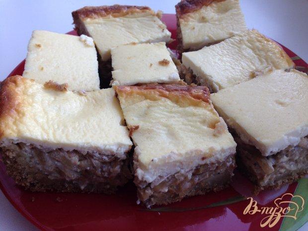 Классический луковый пирог