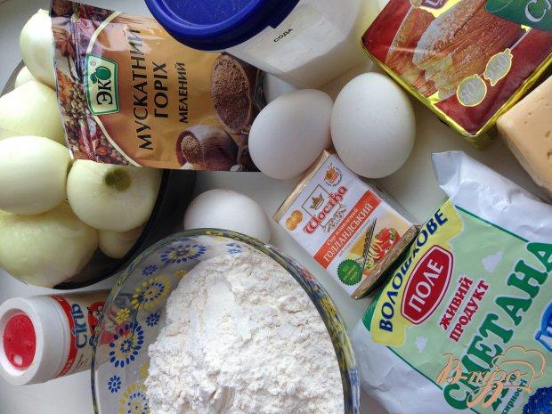Рецепт Классический луковый пирог