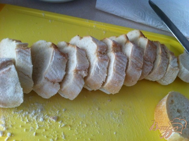 Рецепт Канапе с форелью